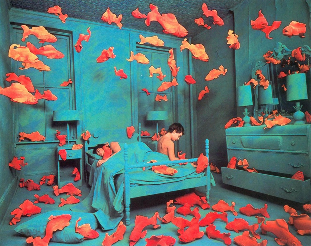 Art by Sandy Skoglund