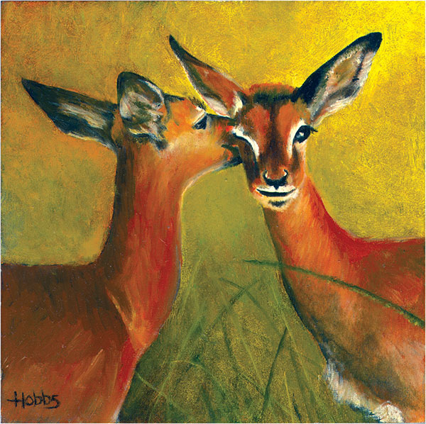Art by Mary Hobbs