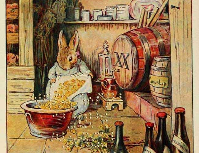 Illustrated by Beatrix Potter