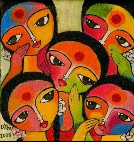 Art by Dithi Mukherjee